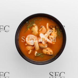 Томатный с морепродуктами