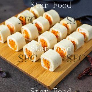Тортилья с морковью по корейски
