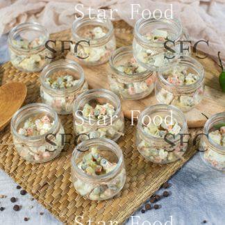 Сет салат «Оливье» 10шт