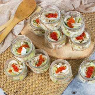 Сет салат «Морской бриз» 10 шт