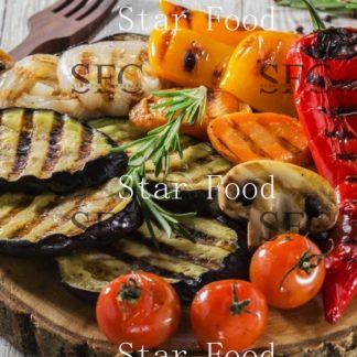 Овощи для барбекю