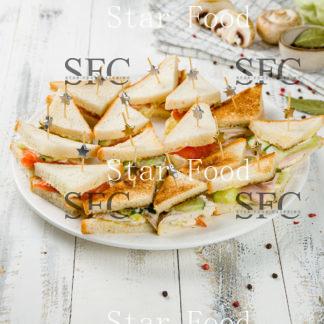 Сет из мини сэндвичей